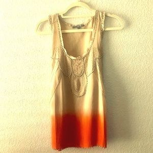 Matty M Sink Beaded Tank